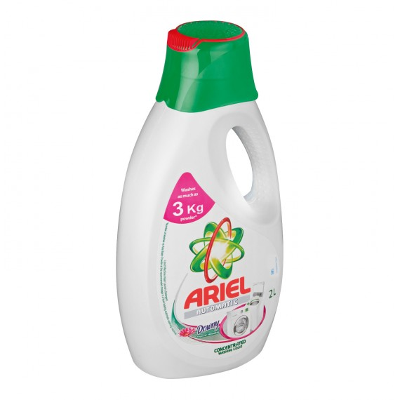 Ariel Liquid Auto Touch Of Downy 3L